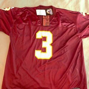 Washington Redskins QB Jeff George replica jersey